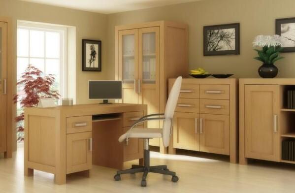 Kancelária, v ktorej je radosť pracovať