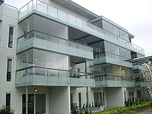 Zasklievanie balkóna