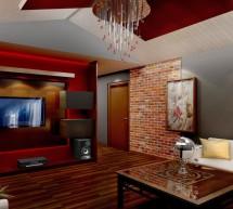 Ako si vybrať stenu do obývačky ?