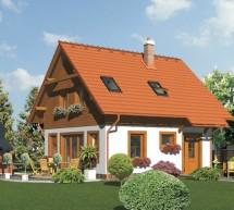 Najrôznejšie projekty domov