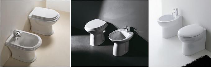 wc - záchody