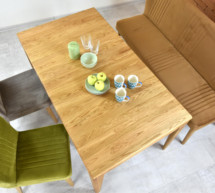 Jedálenský stôl astoličky – novinky 2019
